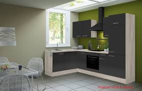 Awesome Eckküche Leon Vario 2 L Küche Ohne E Geräte Breite 270 X 175