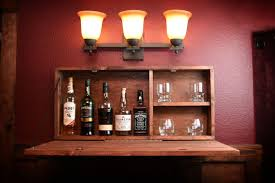 Alcohol Cabinet Liquor Cabinet Etsy