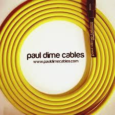 Инструментальные провода, <b>гитарные</b> провода | Paul Dime Cables