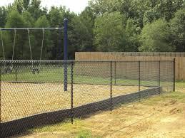 chain link fence installation. Fine Chain Chain Link Fence In Birmingham AL 10 In Installation