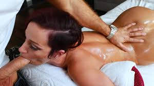 Oiled Jada Stevens Gets Fucked During Massage Time movie Chad.