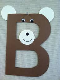 fdea9a6a7ff8acd b7c letter b crafts alphabet crafts