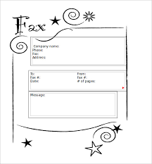 Sample Cute Fax Cover Sheet 7 Documents In Pdf Word