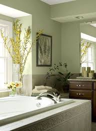 green bathroom color ideas. Interesting Bathroom I Love This Pale Green Bathroom Would Do Ivory Or Cream Colored Tile  With It And A Dark Vanity The Sagecream Candles Too For Green Bathroom Color Ideas E