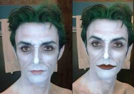 unique scoop the joker makeup progression by anthony misiano