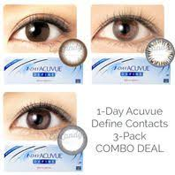 Acuvue Contact Colors Chart Colored Contacts Colored Eye Contacts Colored Contacts