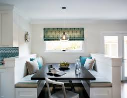 ... Modern Kitchen Booths On Bench : Gorgeous Modern Kitchen Booths With Kitchen  Corner Nook And White