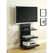 Hidden Tv Cabinets Dark Walnut Tv Stand Tv Stands Tv Cabinet Tv Cabinet Diy Rustic Tv