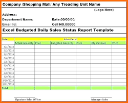Company Report Template Best Status Report Template Excel Free Project Executive Weekly