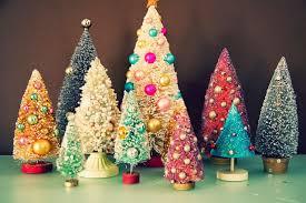 Bottle Brush Christmas Tree Decorations SCAVENGENIUS Pretty pretty finds bottle brush Christmas trees 2