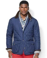 Polo Ralph Lauren Danbury Quilted Car Coat - Coats & Jackets - Men ... & Polo Ralph Lauren Danbury Quilted Car Coat - Coats & Jackets - Men - Macy's Adamdwight.com
