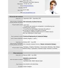 Resume Samples Pdf Cv Or Resume Format Pdf Fungramco 92