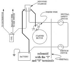 starter solenoid wire question mytractorforum com the click image for larger version solenoid the i and s terminals jpg