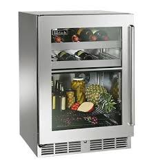 ft outdoor refrigerator wine reserve stainless steel