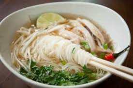 Image result for pho noodles
