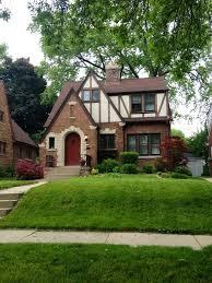 Love this Tudor-style home | Dream Homes | Pinterest