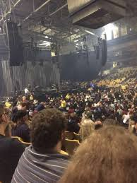 Cfe Arena Section 105 Row H Seat 4 Home Of Ucf Knights