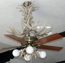 antique antler ceiling fan menards joinipe ceiling rustic antler ceiling fan ideas