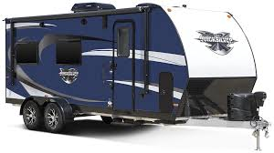 livin lite quicksilver ultra lightweight all aluminum 7x20hj toy hauler exterior