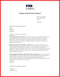 Concluding A Letter Good Resume Format