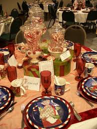 Candy Cane Table Decorations Valentine Banquet Table Decorations Archives Party Theme Decor 52