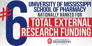 School Of Pharmacy The University Of Mississippi