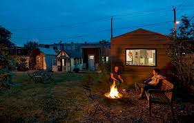 tiny house communities. Boneyard Studios Tiny House Communities