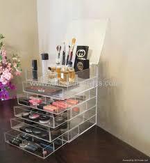 makeup ideas clear acrylic makeup organizer acrylic makeup organizer kim kardashian acrylic makeup organizer cube