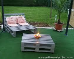 garden furniture made of pallets. brilliant furniture pallet patio furniture set garden made  with pallets  inside of