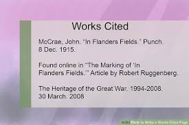 what is a works cited page 4 ways to write a works cited page wikihow