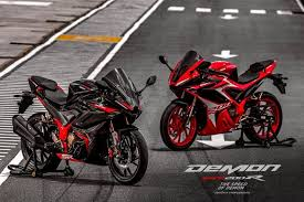 Garion folding 14 single speed disc bicycle. Malaysia Gets A New Sports Bike 2021 Gpx Demon Gr200r Sportsbeezer