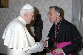 Image result for Photos Pope Francis with Ladaria