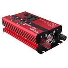 3000W <b>12V</b>/<b>24V</b> DC to 110V/<b>220V AC</b> Solar Power Inverter LED ...