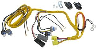 is an additional wiring harness required for use the halogen putco heavy duty harness and relay for 9005 9005xs 9006 9006xs halogen