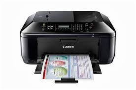 First thing, you need to have the driver that is formatted in software for the printer. Canon Mx300 Print Driver
