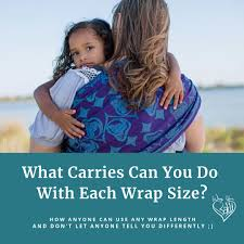 Woven Wrap Sizing Guide What Is Base Size Wrap Your Baby