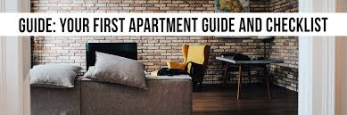 Guide] Your First Apartment Checklist | Heers Management