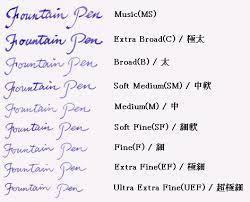 Guidebook Nakaya Fountain Pen Japanese Handmade Fountain