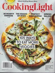 Cooking Light Magazine Cancel Subscription Cooking Light Magazine May 2018 105 Ways To Eat More