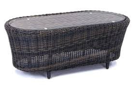 round wicker coffee table with glass top coffee coffee table outdoor with storage square glass top round wicker