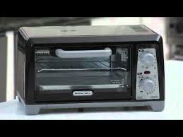 proctor silex durable design toaster oven broilers