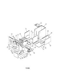 Oil furnace diagram photo