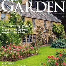 garden magazine.  Magazine The English Garden Magazine Throughout I