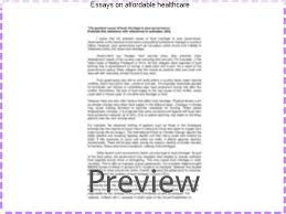 essays on affordable healthcare research paper service essays on affordable healthcare affordable health care essays for students use myessayservicescom papers to