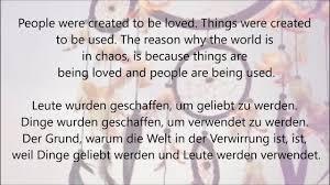 Sprüche Englisch Deutsch I Maedel Welt Youtube