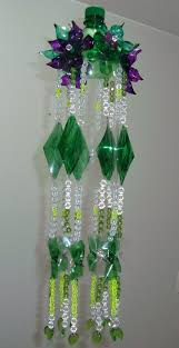 recycled plastic bottle chandelier mobile diy ideas for recycling plastic bottles would be a great bead