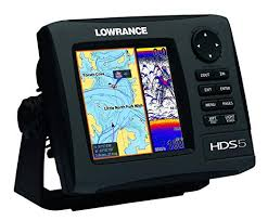 Amazon Com Lowrance Hds 5 Gen2 Plotter Sounder With 5 Inch