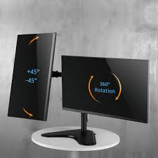 best multi monitor stands for 2 3 4
