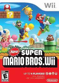 1247 roms descarga de colección. Descargar New Super Mario Bros Wii Torrent Gamestorrents