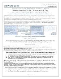 Oil And Gas Project Engineer Resume Free Resume Example And